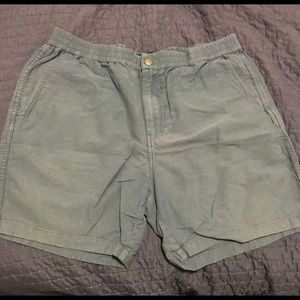 Blue J Crew Tripper shorts